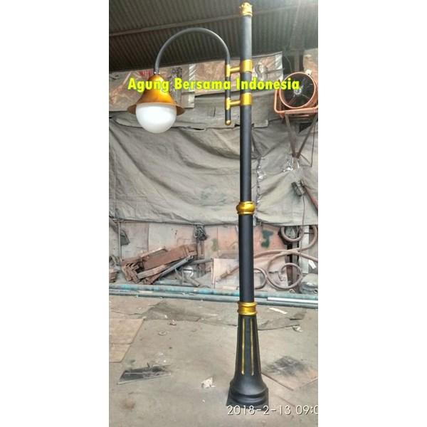 TIANG LAMPU TAMAN ANTIK TLG BESTARI 3 Meter