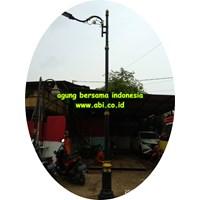 Pju Decorative Pole