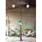 Tiang Lampu Taman 2 - 3 - 4 - 5 - Meter 6