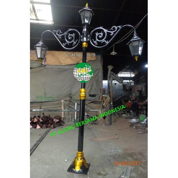 Tiang Lampu Taman 2 - 3 - 4 - 5 - Meter