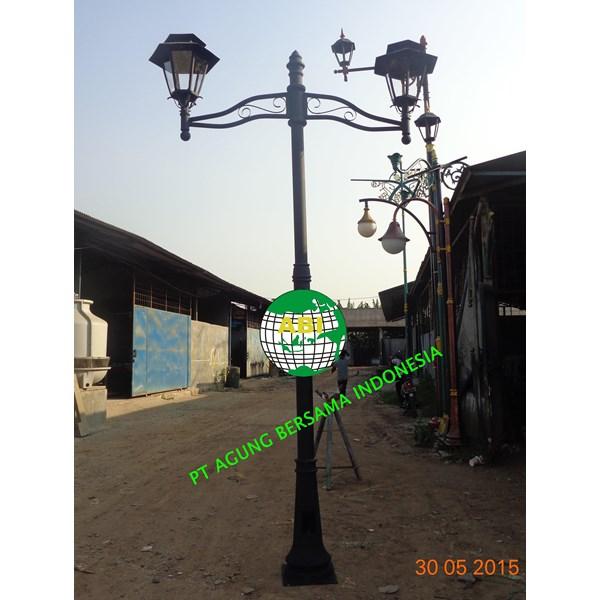 Tiang Lampu Jalan Minimalis H 3 OR 2