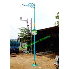 Tiang Lampu Dekoratif Single Ornament 3