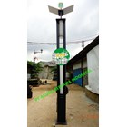 Tiang Lampu Dekoratif Single Ornament 2
