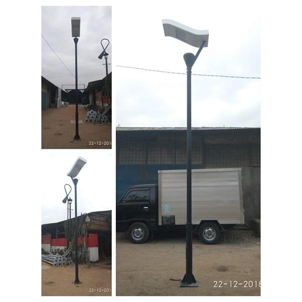 harga lampu taman tiang Banten