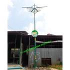 Model Tiang Lampu Taman Depan Rumah 2
