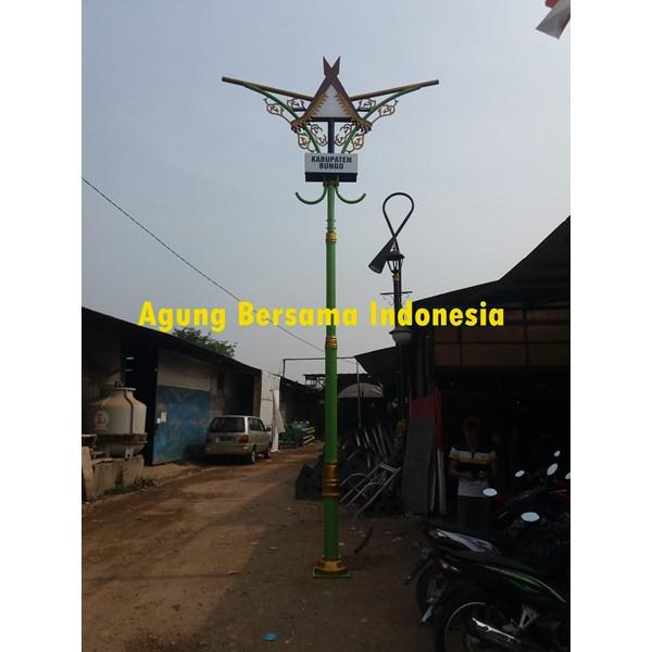 Tiang PJU Dekoratif Jambi