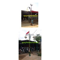 Serang City Antique Light Pole