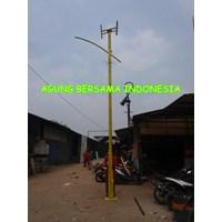 PJU Solar Light Pole