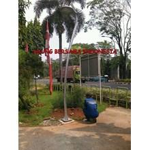 Tiang Lampu Taman Tangerang