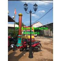 Garden Branch Light Pole 2