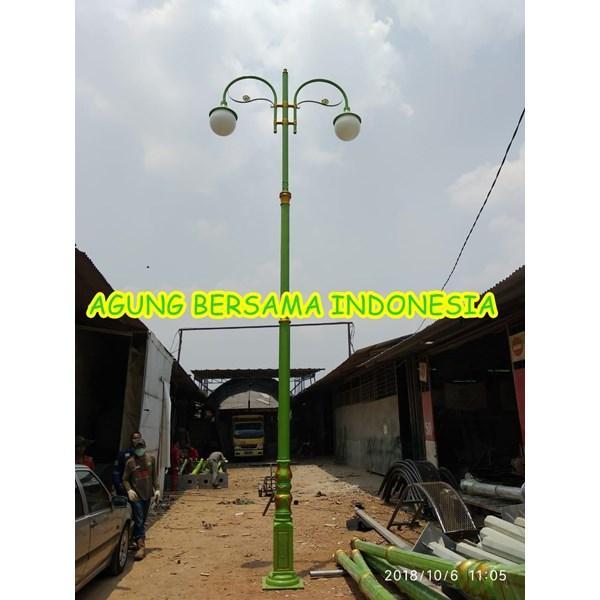 Harga Model Tiang Lampu Taman Cabang 2 Padang