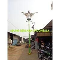 Tiang PJU Dekoratif Kota Jambi