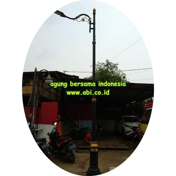 Supplier Tiang PJU Dekoratif