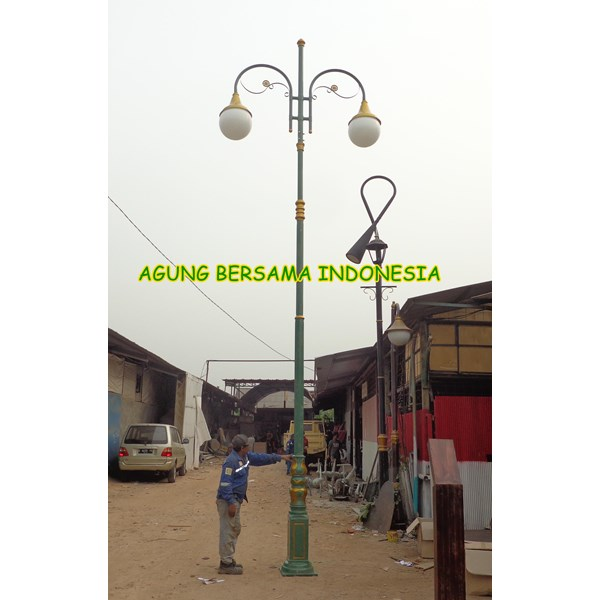 PJU Street Lighting Pole