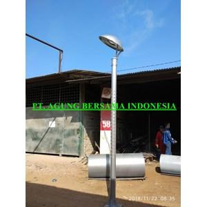 Tiang Lampu Taman ABI Indonesia