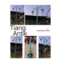 Sell Antique Decorative Light Poles