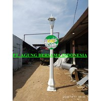 Cheap Garden Light Poles