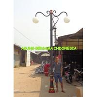Harga Tiang Lampu Depan Rumah