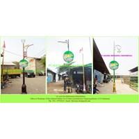 Jual Tiang Lampu Hias Taman Murah Kota Tangerang
