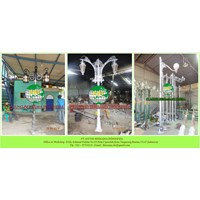 Sell Garden Decorative Light Poles from Indonesia
