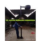 Tiang Lampu Taman Antik Tangerang 1