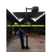 Tiang Lampu Taman Antik Tangerang
