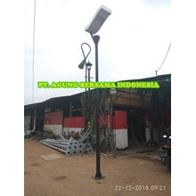 Decorative ABU PJU Pole