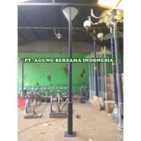 Jual tiang lampu taman klasik 2