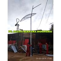 7 meter PJU pole