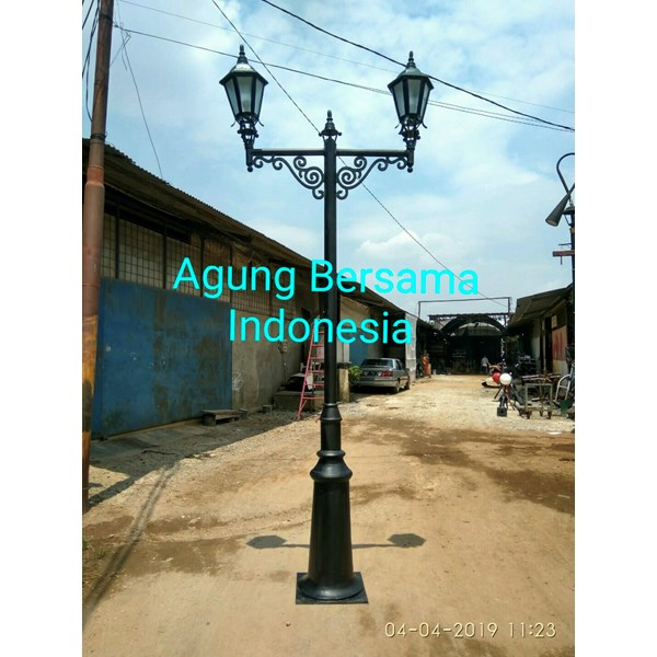 ABI garden light pole 3-4 meters
