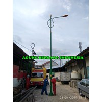 The Great Jambi Joint PJU Pole Indonesia