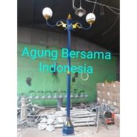 Decorative Antique Light Poles