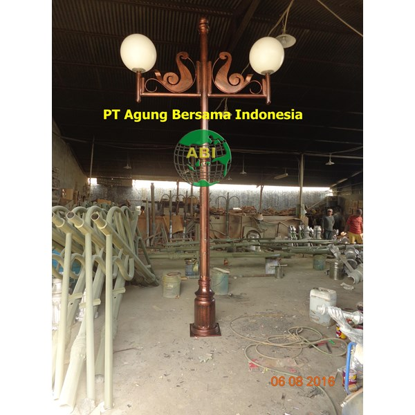 Antique Pju Pole (Great Together)