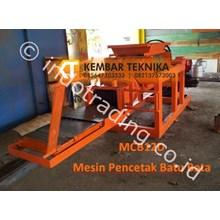 Mesin Cetak Bata Type Mcb12d