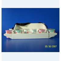 Impraboard Box Mie Gelas