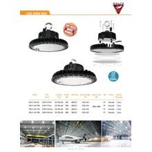 Lampu LED  High Bay 100 Watt Wolfz