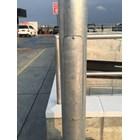 PJU pole floodlights 3