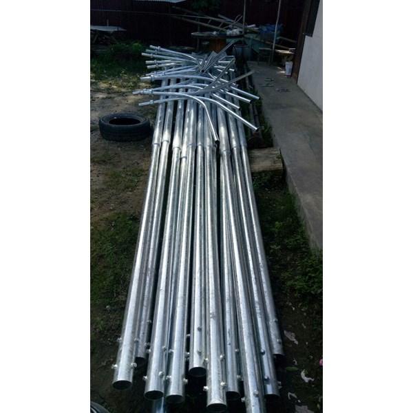 7 meter octagonal PJU pole