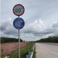 Rambu Jalan Batas Kecepatan