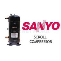 Jual Compressor Ac Sanyo Scroll Csb373h8a 2