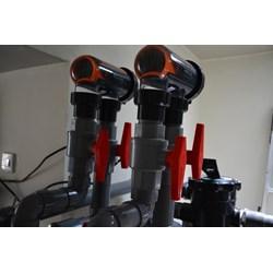 Pemasangan Pompa Dan Filter Kolam Renang
