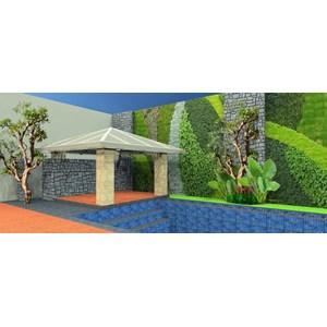 Desain 2D Dan 3D Kolam Renang By PT  Kuhanda Semesta Group