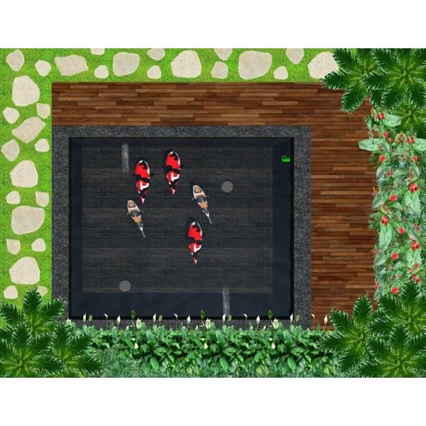 Foto Dari Desain 2D Dan 3D Kolam Renang 22