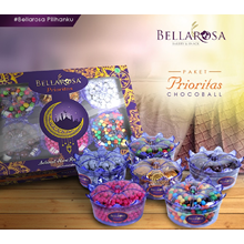 Kue Bellarosa Paket Prioritas Chocoball