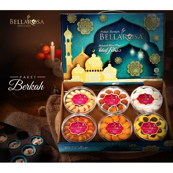 Kue Bellarosa Paket Berkah