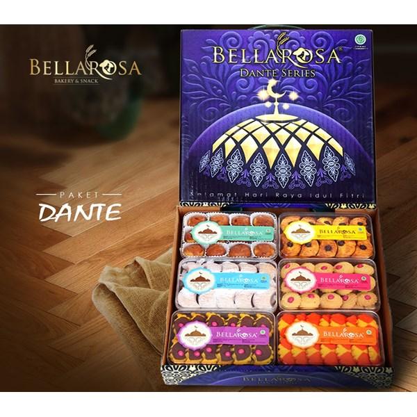 Cake Bellarosa Paket Dante