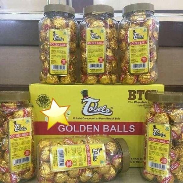 COKLAT GOLDEN BALL