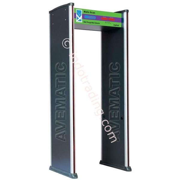 Detektor Logam Metal Detector Walkthrough Harga Ekonomis Symphonia Pintu Metal Detektor