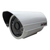 Outdoor CCTV CCD Sony Effio-E 800 TVL with Big Power LED Infra Red