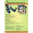 Pendeteksi Metal (Emas) Dll Dalam Tanah Dgn Coil Kecil Dan Besar Md 5008 Original 1